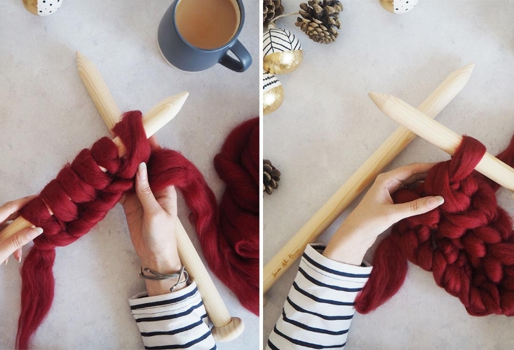 Joules knitting how to