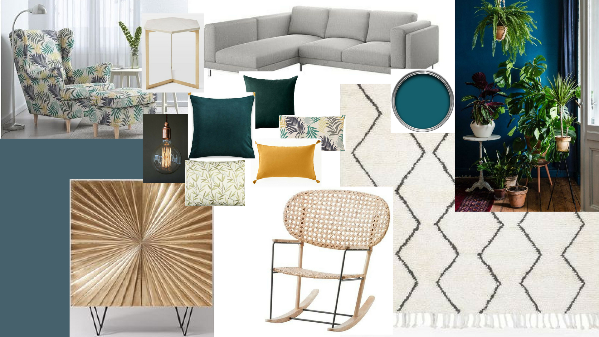 You can find all links to products on here via my pinterest board 'Living Room'- linked below.