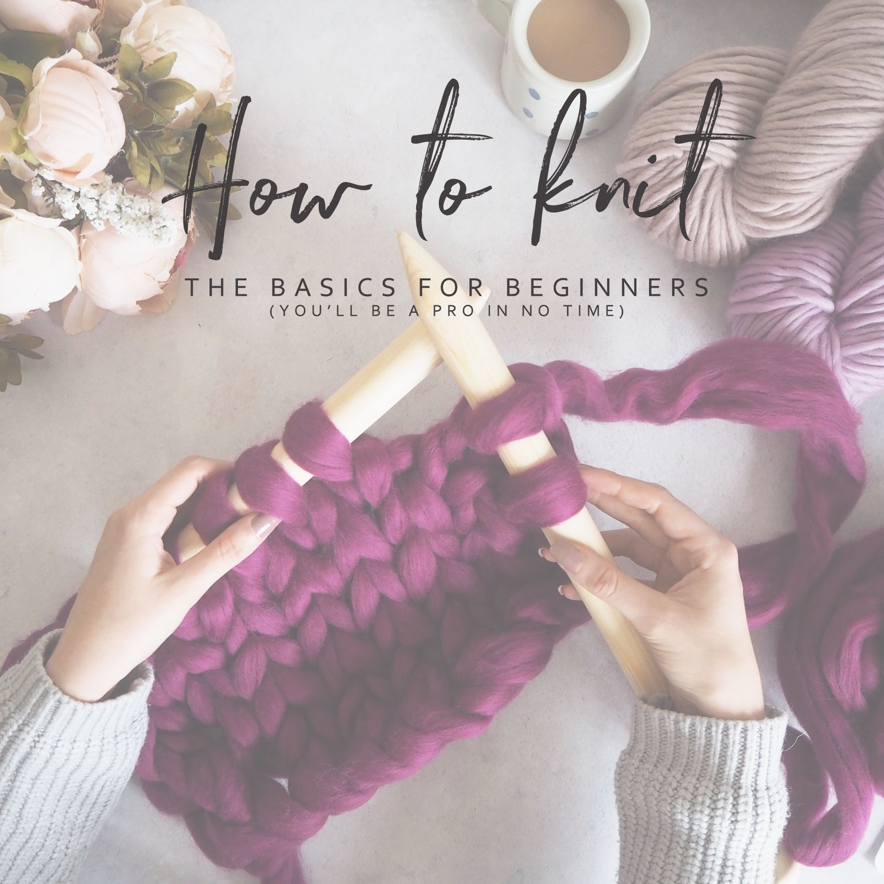 You could learn how to knit! (obviously one of my favourite things to do) It's a year round activity that is great for mental health, creativity and gifts!