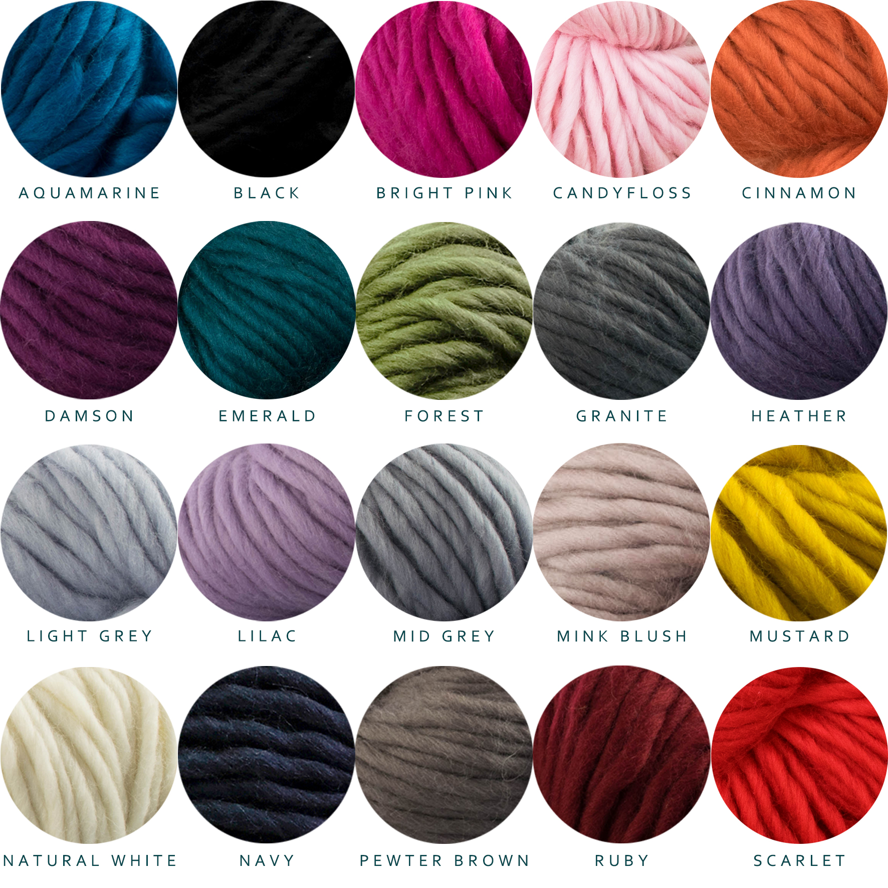 Lauren Aston Yarn