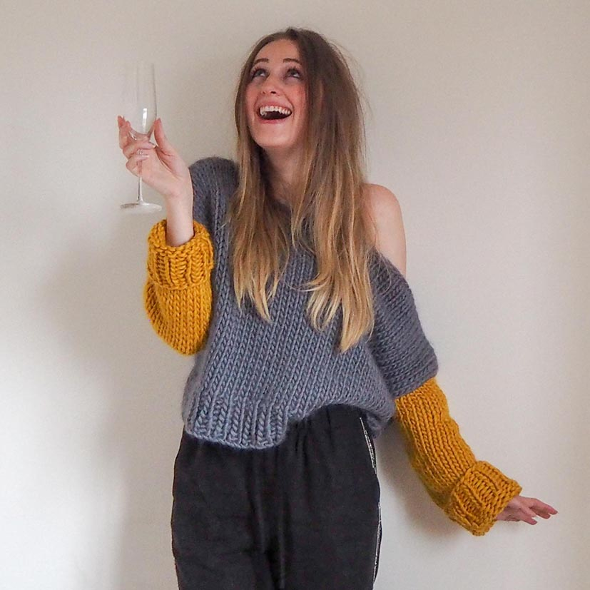 Lauren Aston Designs Knitting Kit