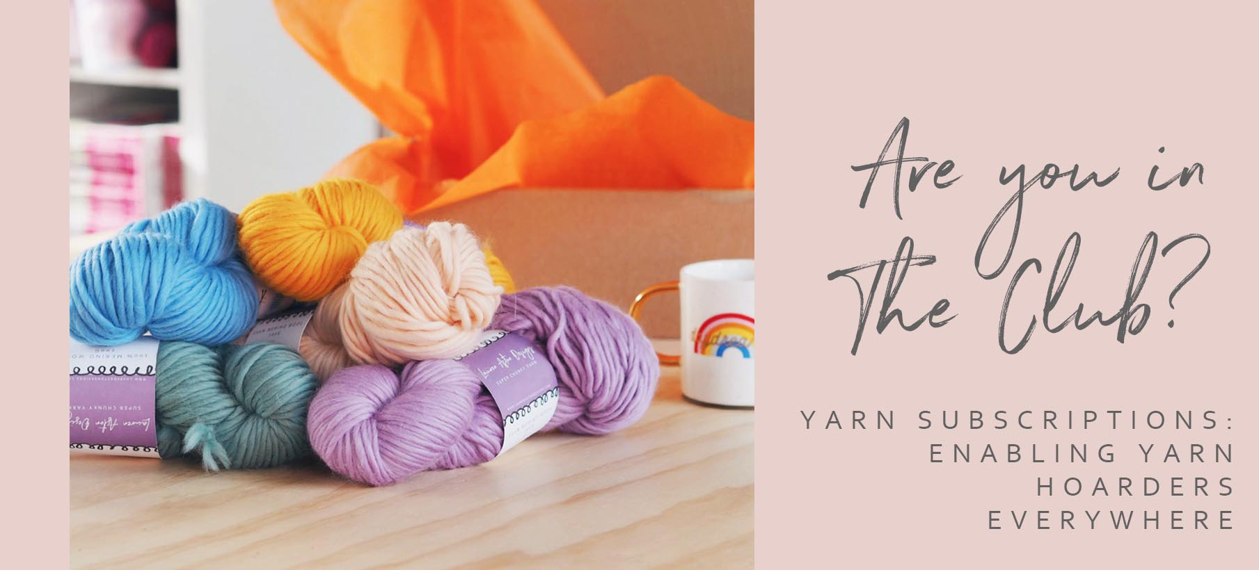 Yarn Subscription Boxes