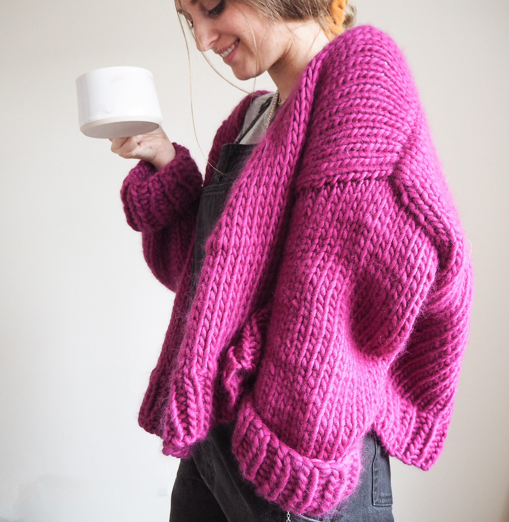 Lauren Aston Designs Cardigan Kit