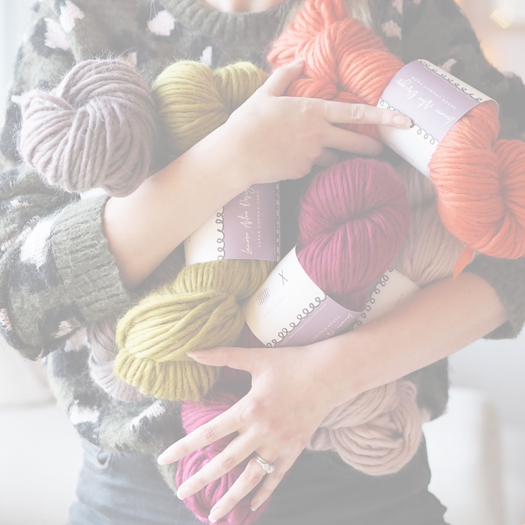 Yarn - There's no such thing as a Yarn Stash that's 'too big'…