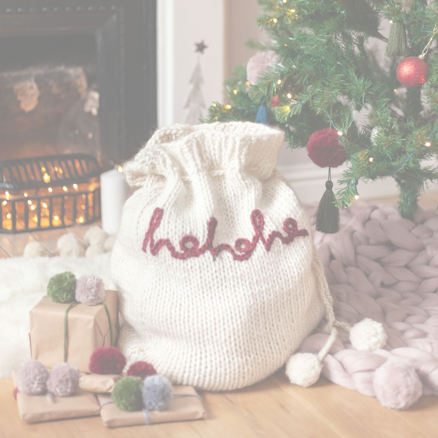KNIT YOUR OWN CHRISTMAS - SHOP OUR KNIT KITS