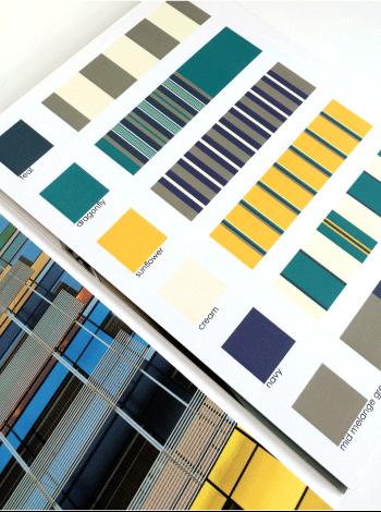 Stripe combinations yellow