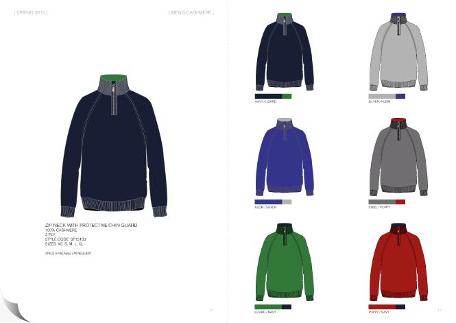 Knitwear CAD brochure