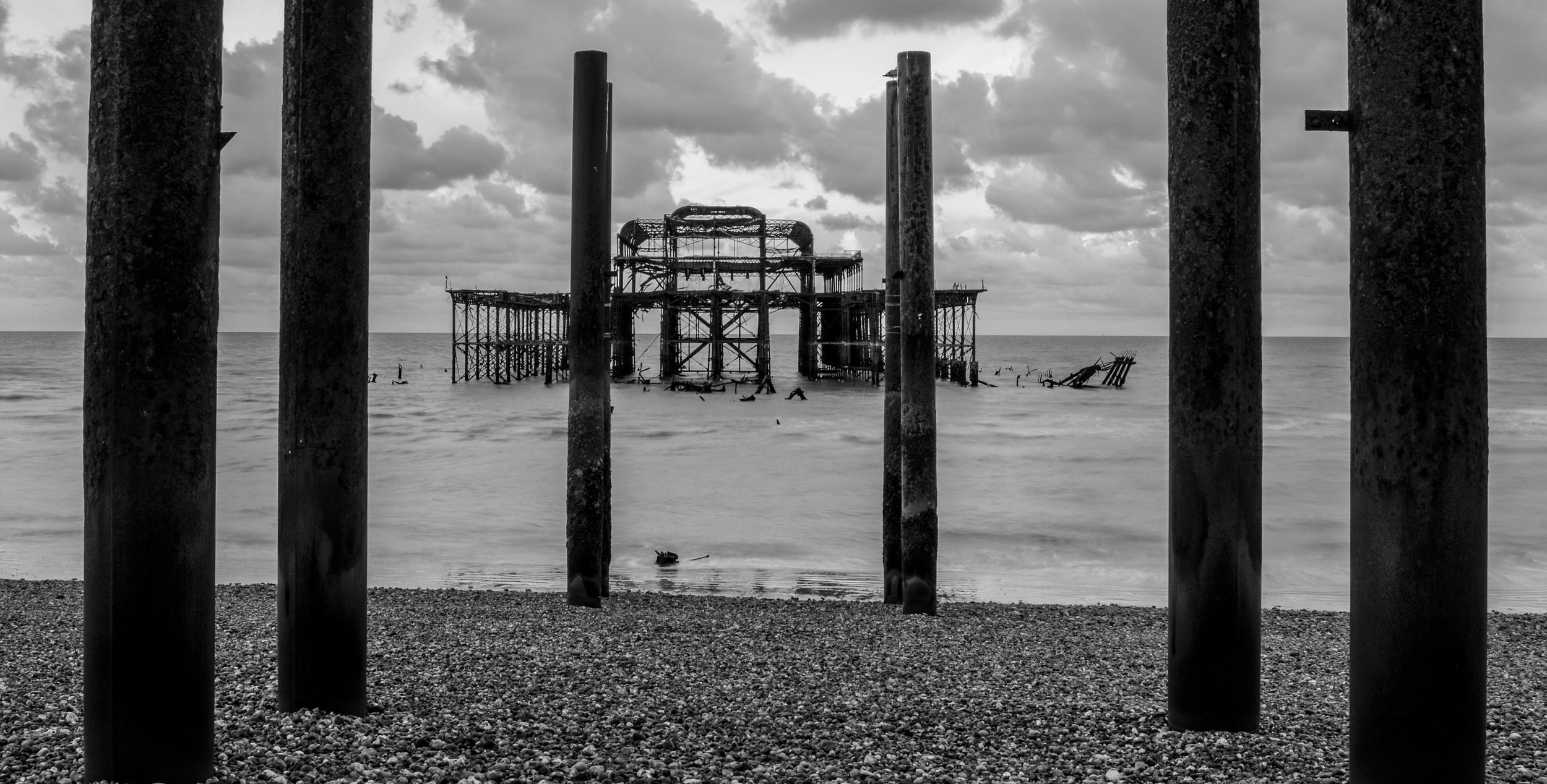 Pillars and the pier.jpg