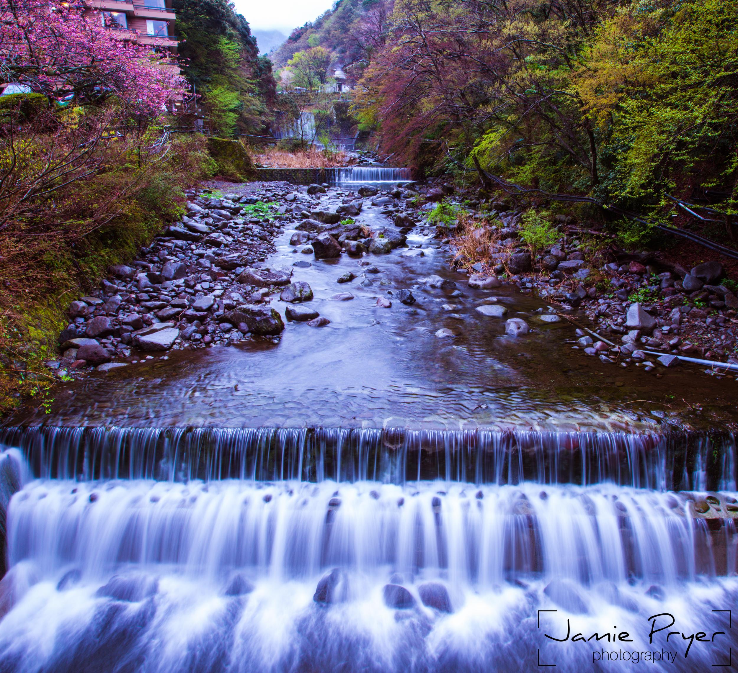 Waterfalls with Blossum-2.jpg