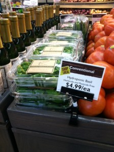 Localize Basil in Store