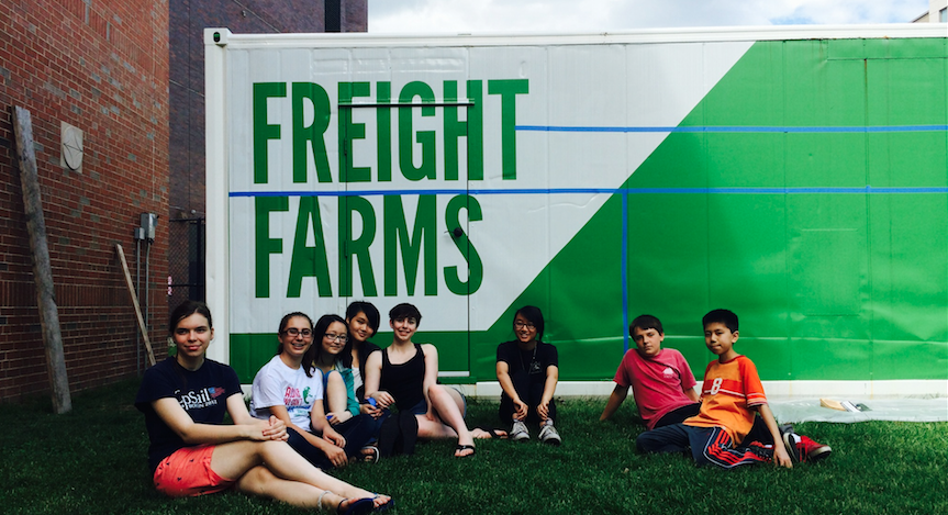 School-Freight-Farm
