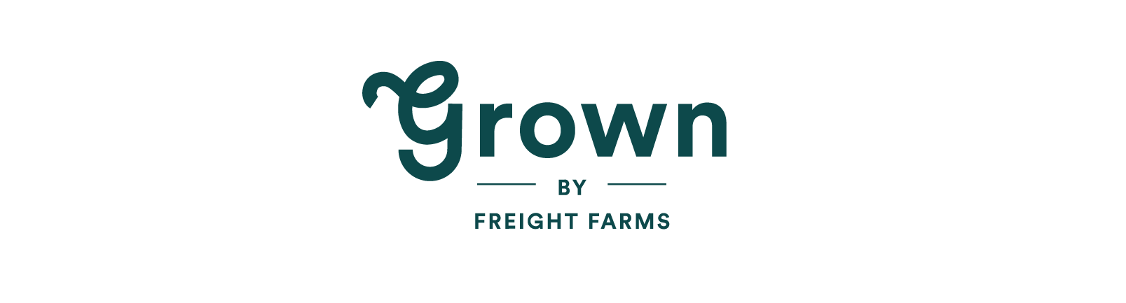 Grown By Freight Farms