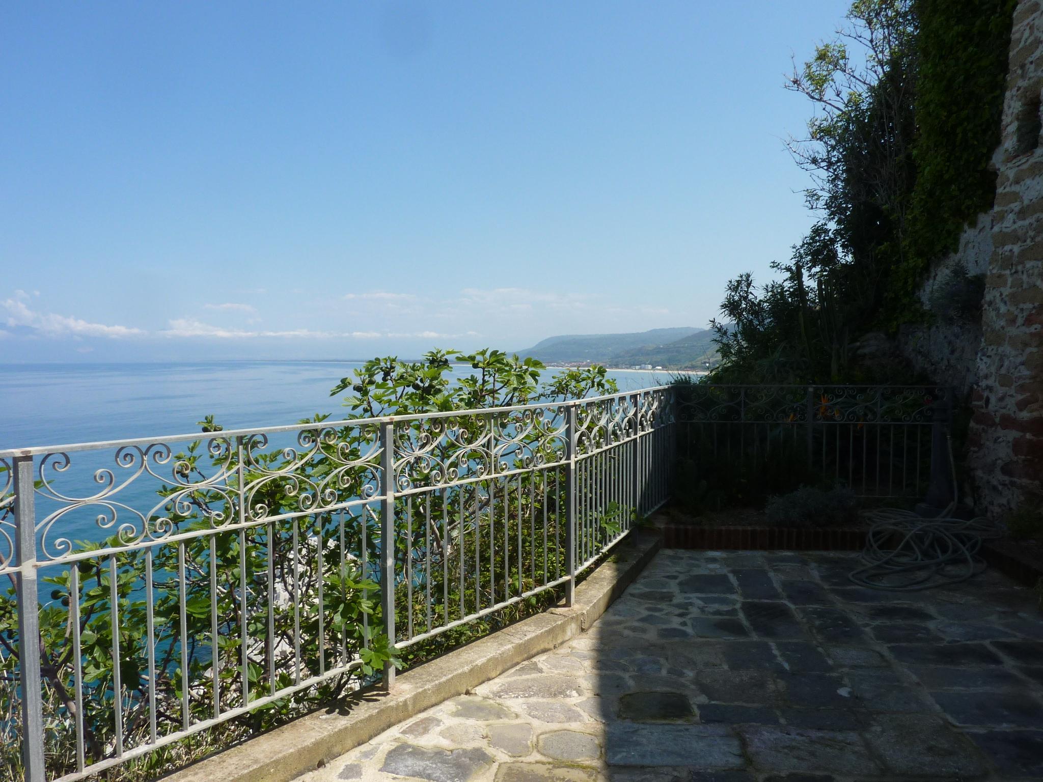 private garden terrace