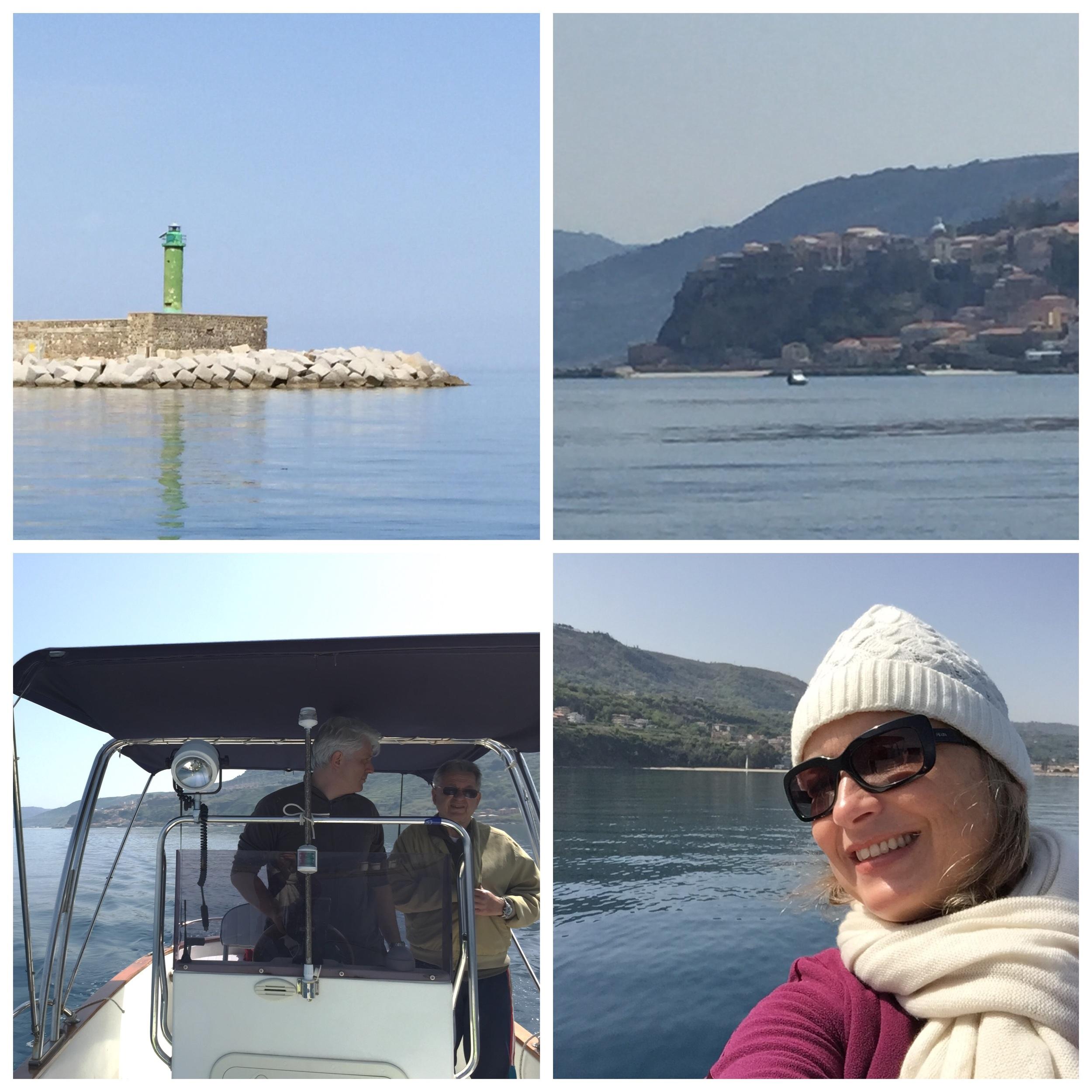 Boat trip April 2015
