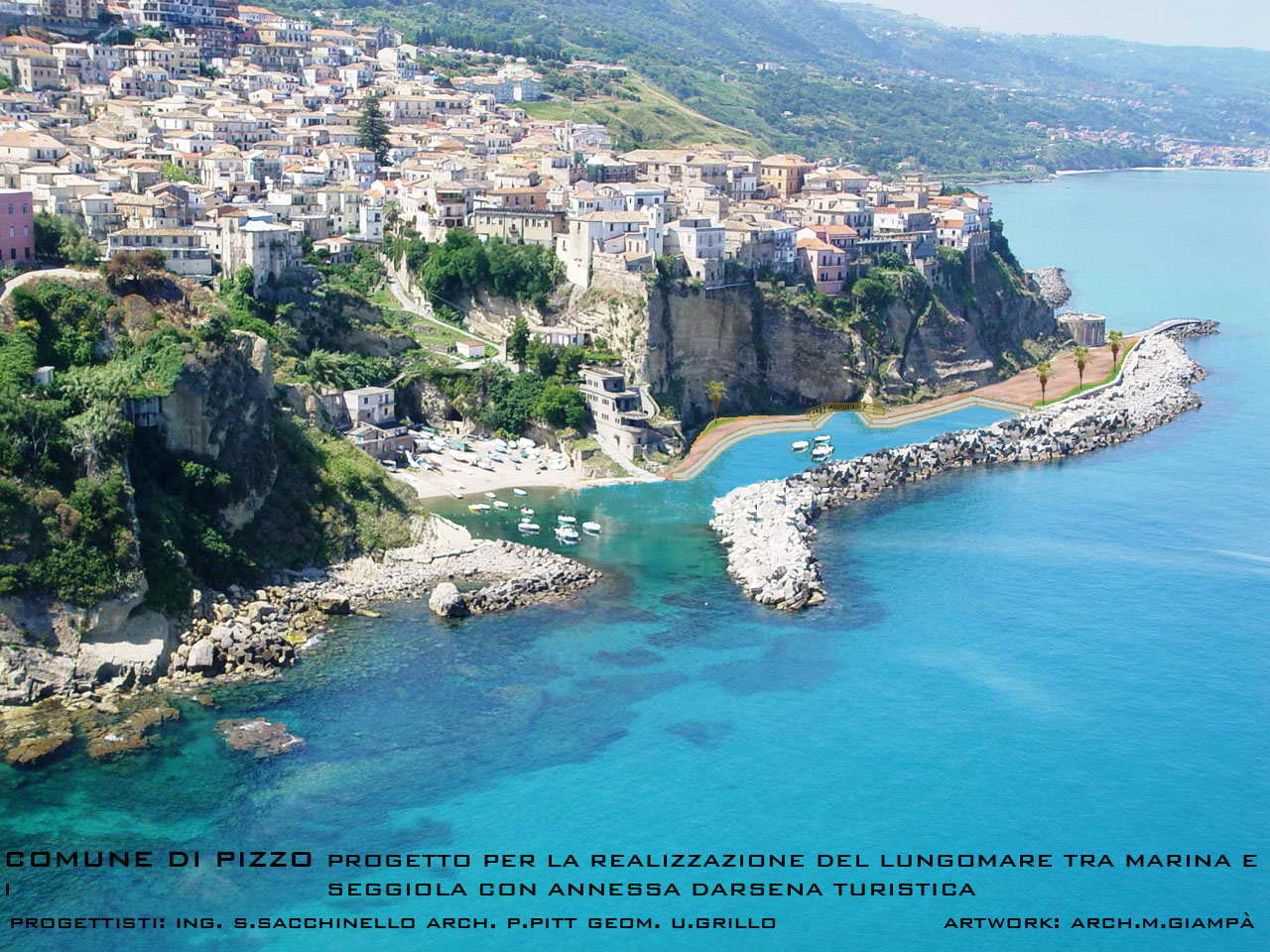Pizzo Lungomare Project