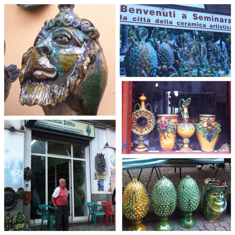 Ceramica at Seminara