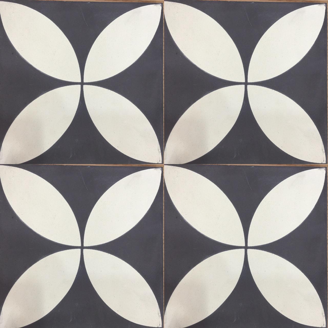 2 color 1 tile pattern