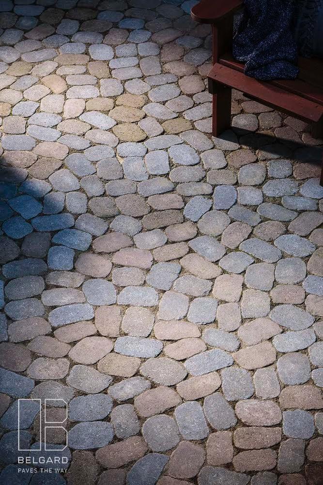 Belgard Belgian Cobble Patio Paver