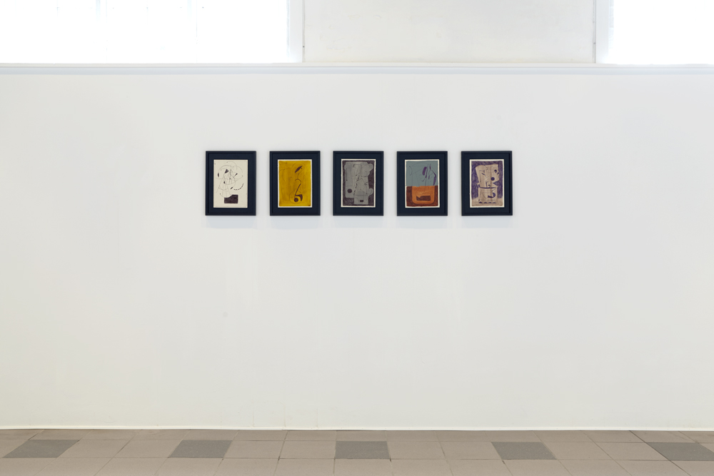 Strokes, Gallery Jacob Bjørn, 2015