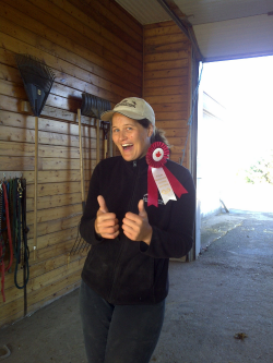 Red Ribbons for New Habits!