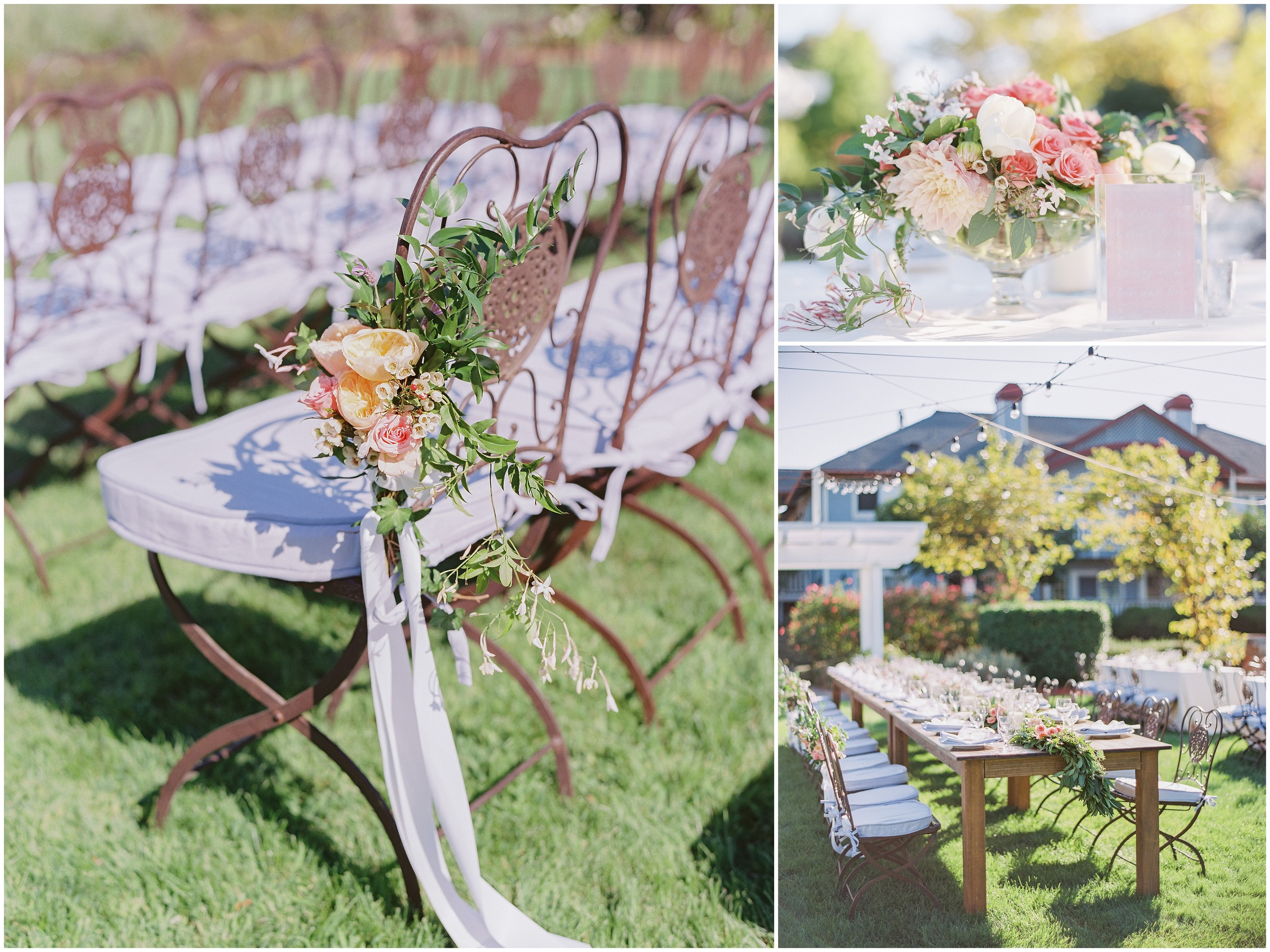 L'Relyea Events - Event Planning & Design- Geyserville Inn, CA  Wedding venues in Wine Country