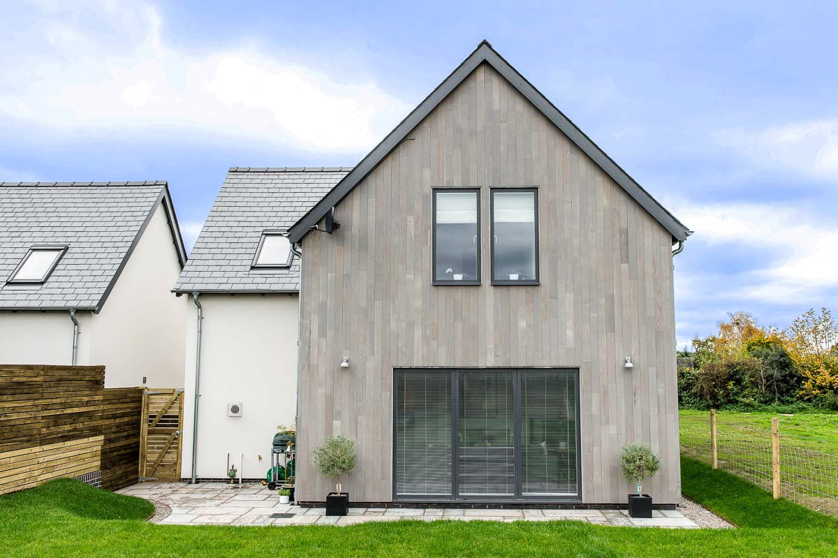 Modern House Build horizontal grey wood by JDW Building and Conservation9.jpg