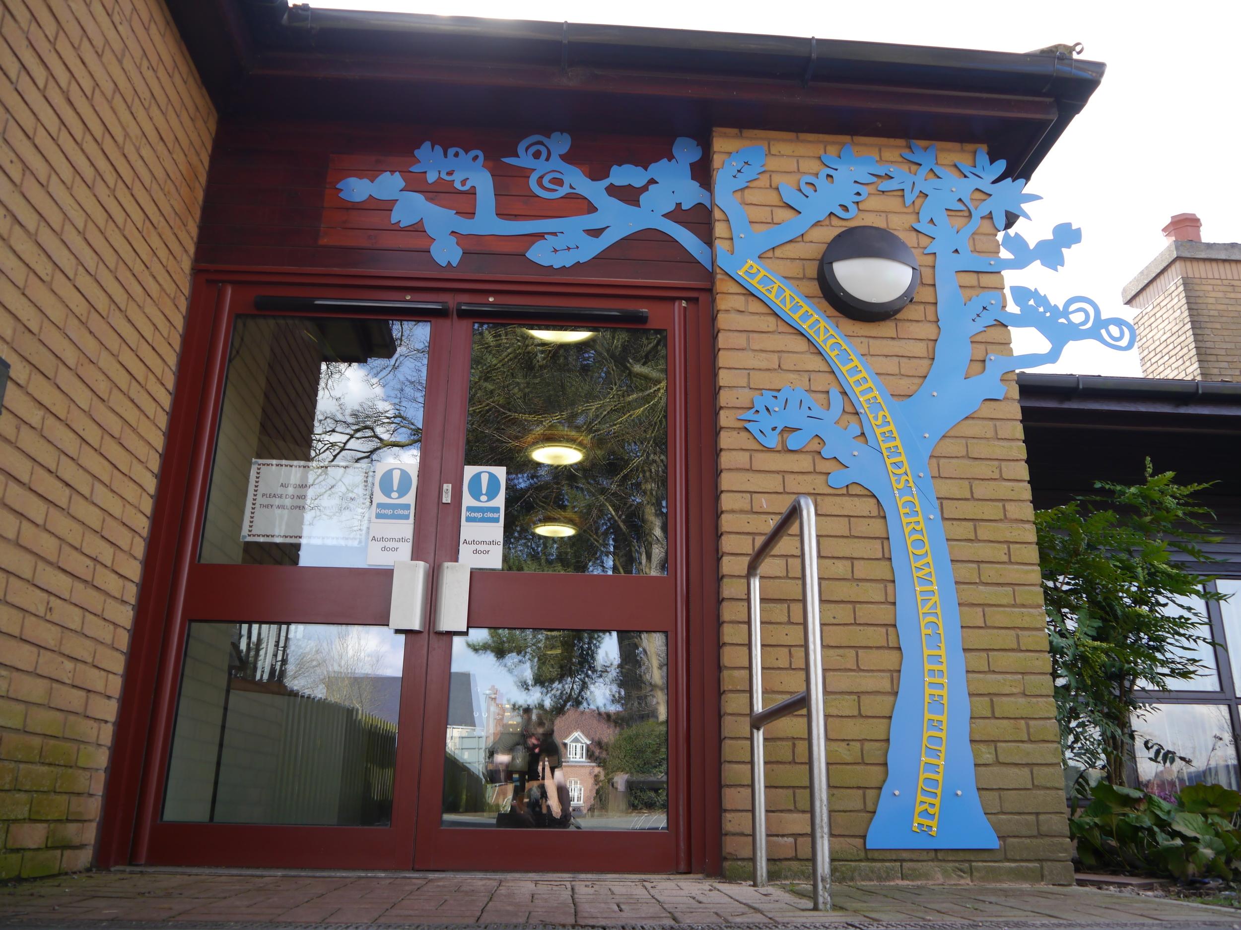 Entrance tree