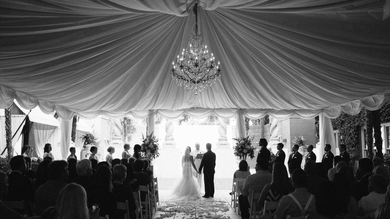 Savannah Wedding Photography - Mansion on Forsyth Courtyard