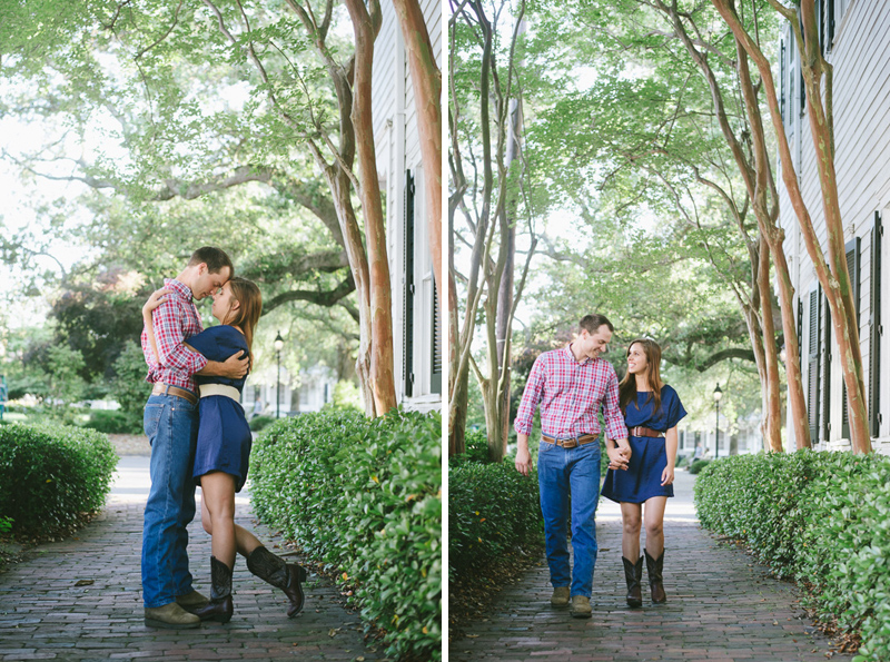 Savannah Engagement Photographer |Concept-A Photography | Danielle and Daniel 16