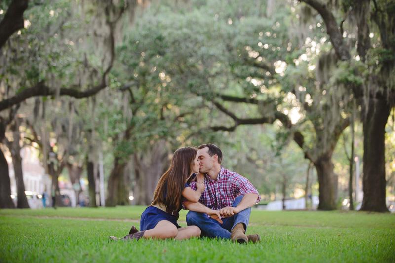 Savannah Engagement Photographer |Concept-A Photography | Danielle and Daniel 21