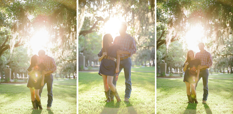 Savannah Engagement Photographer |Concept-A Photography | Danielle and Daniel 22