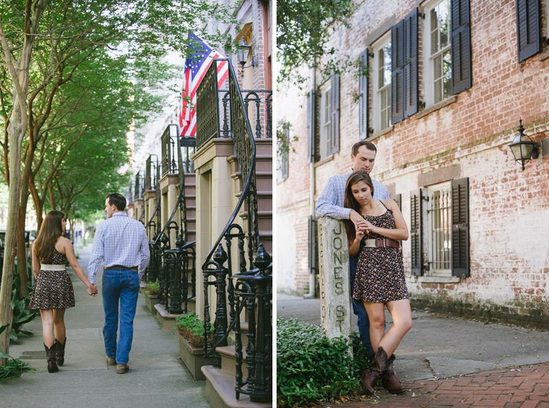 Savannah Engagement Photographer |Concept-A Photography | Danielle and Daniel 12