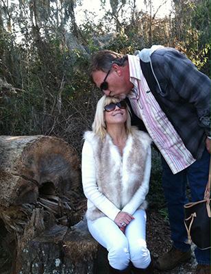 Lori and Alan