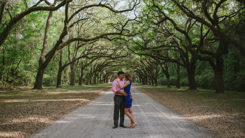 Savannah Engagement Photographer | Concept-A Photography | Kaylah and Angel - 13