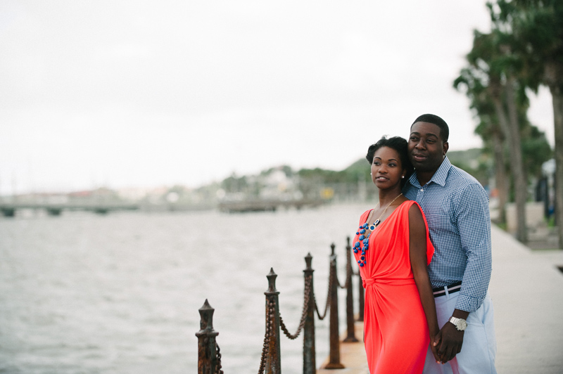 St. Augustine Engagement Photographer | Concept-A Photography | Erica and Jevon 02