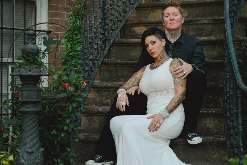 Savannah Elopement | Same-Sex Wedding | Concept-A Photography |Sarah and Piper 24