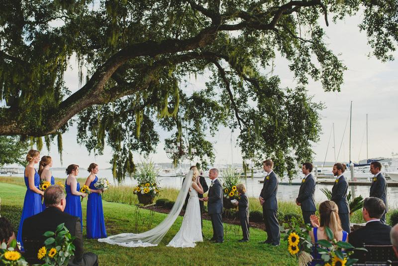 Savannah Wedding Photographer | Savannah Yacht Club | Concept-A Photography | Kayla and Scott 40