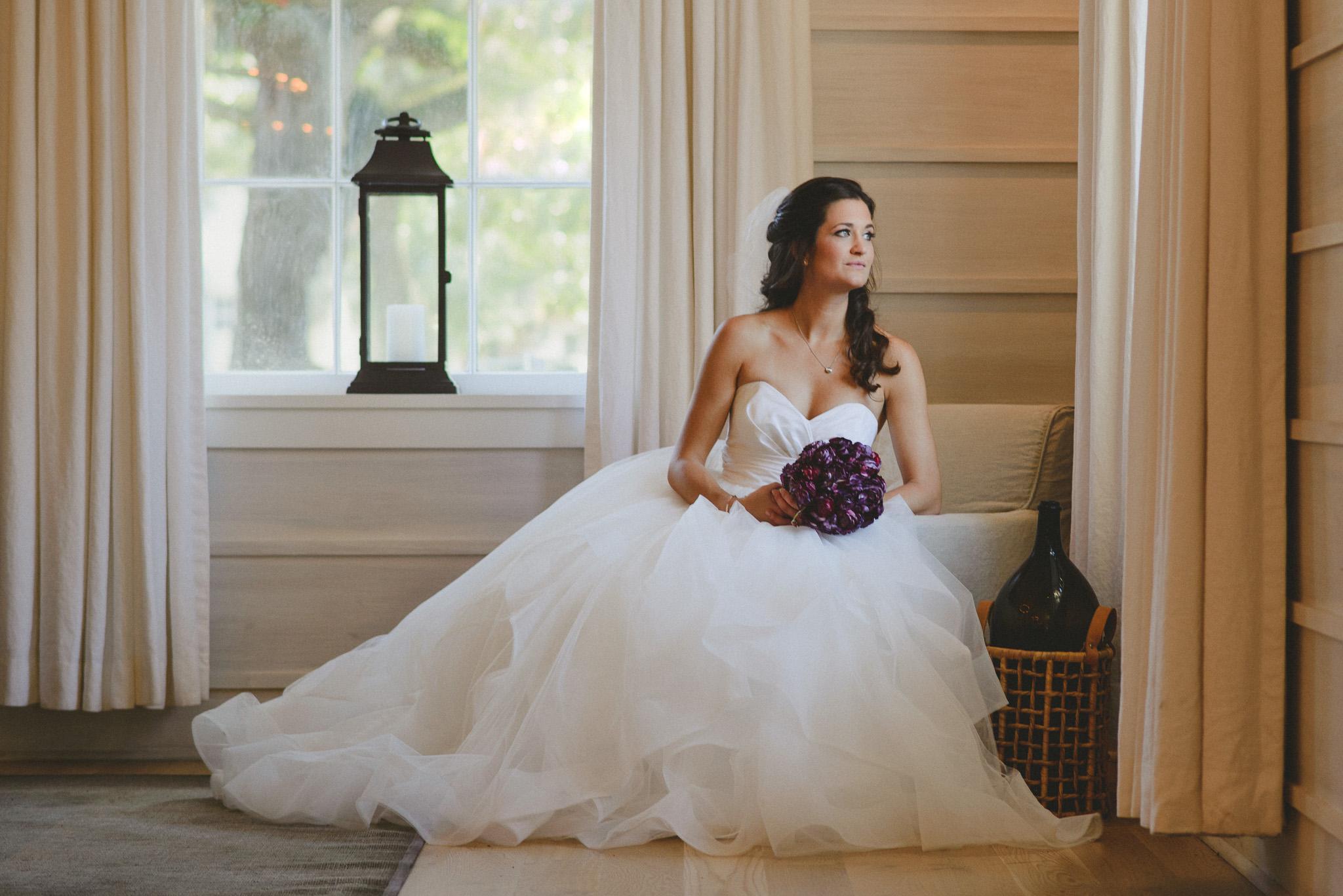 Savannah Photographer - Bridal Dress