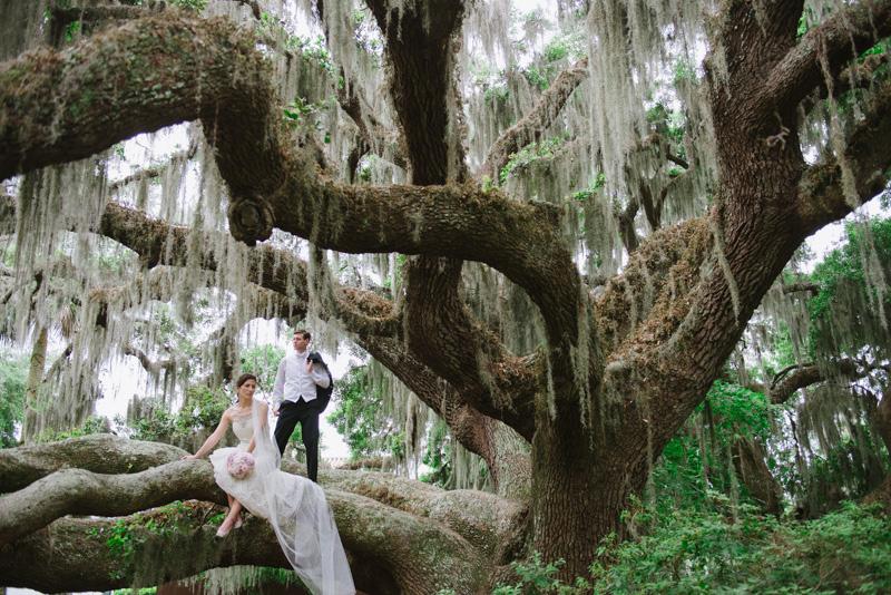 Christine and Adam | Jekyll Island, GA