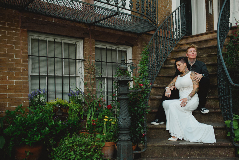 Sarah and Piper | Savannah, GA Intimate Wedding