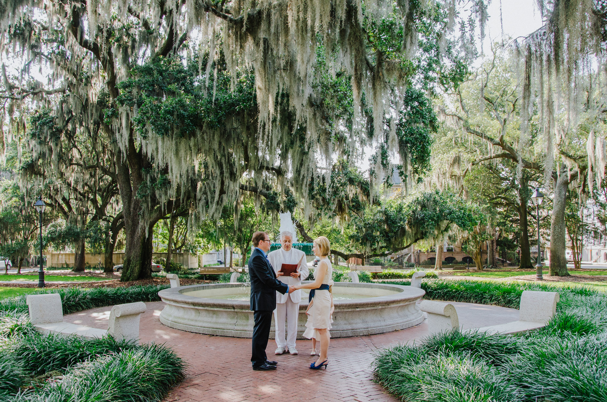 Rachael and Andy | Savannah, GA Elopement