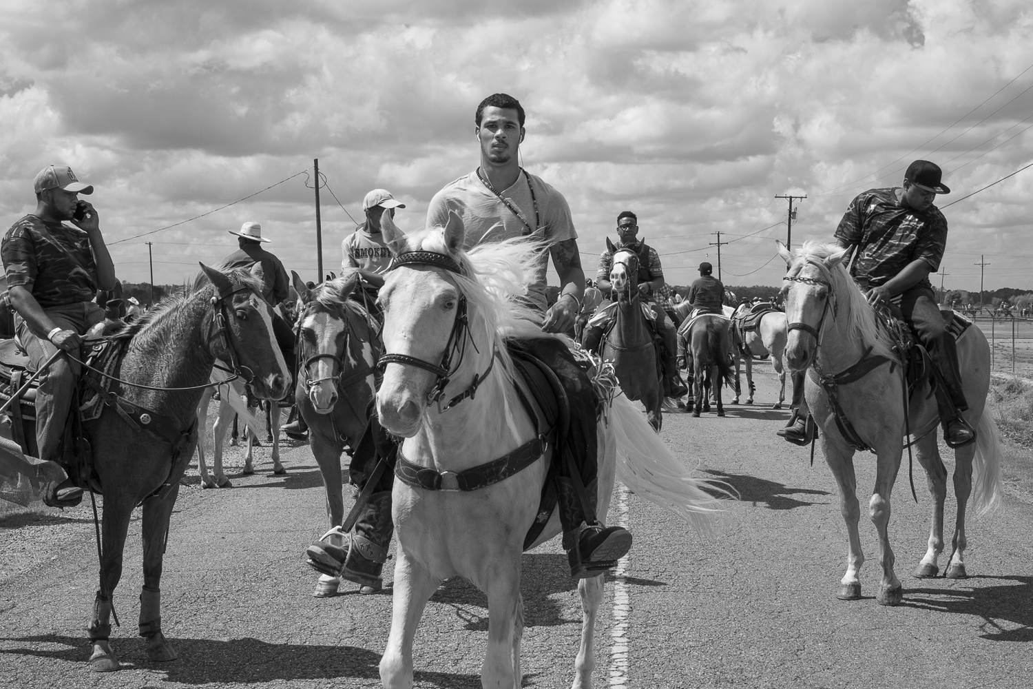 Finalist for the Michael P. Smith Fund for Documentary Photography