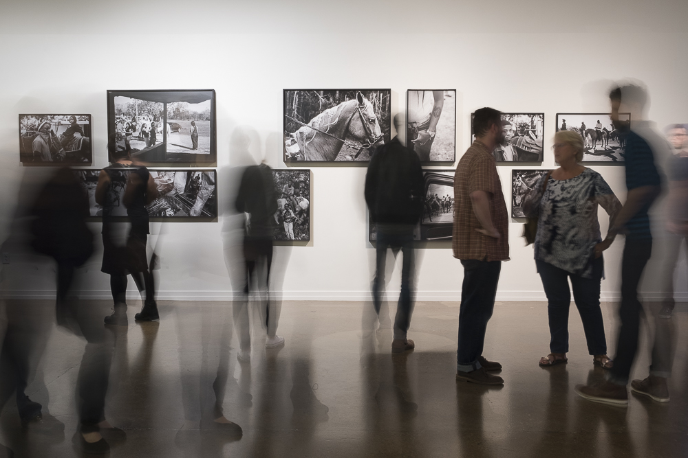 Louisiana Trail Riders , Opening Reception, Zeitgeist Gallery, Nashville, TN
