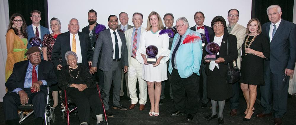 Louisiana Endowment for Humanities 2018 Award Recipients