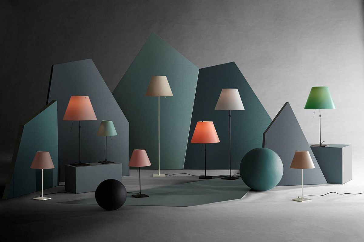 ©Studiopepe | Luceplan | Costanza / Mezzotono and Radieuse collections