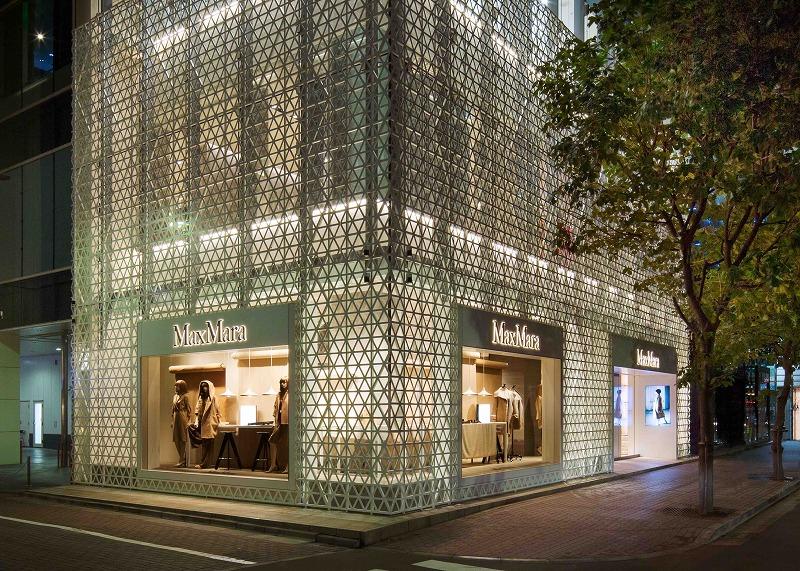 ©Studiopepe | MaxMara | Tokyo Flagship Store