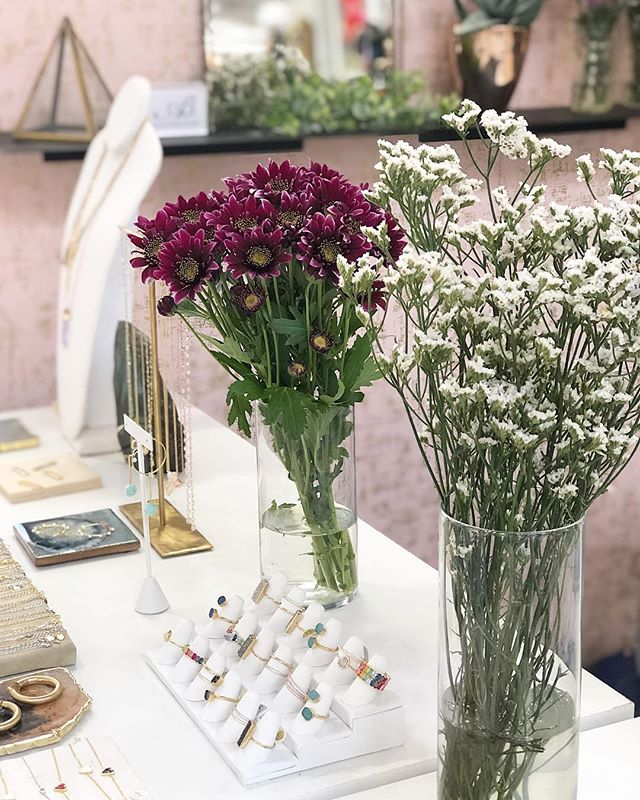 April showers bring May flowers. Shop with us today at all three @artistsandfleas locations!