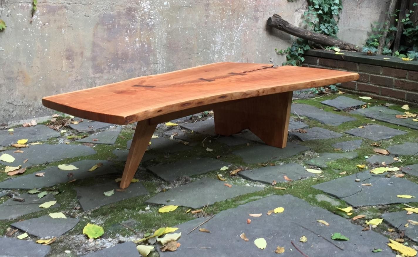 Slab Coffee Table