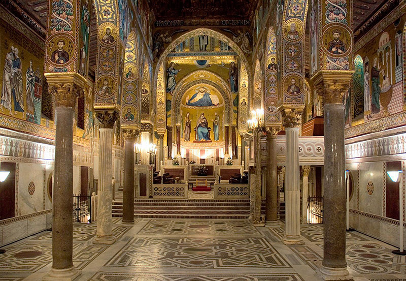 The Palatin Chapel (Palermo)