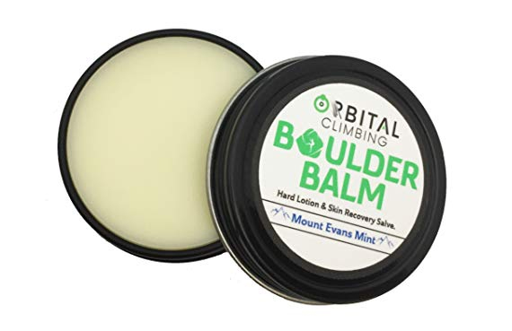 ORBITAL CLIMBING BOULDER BALM - $7.50